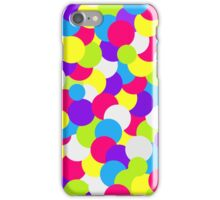 Neon Color Swatches iPhone Case/Skin
