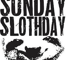 sloth by Vana Shipton