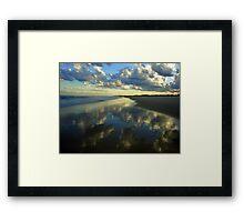 Upon Reflection Framed Print