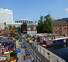Gas Street Basin, Birmingham. by James1980