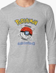 Portalmon Long Sleeve T-Shirt