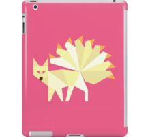 Ninetails #038 iPad Case/Skin