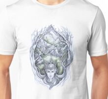 Hidden city of the elves Unisex T-Shirt