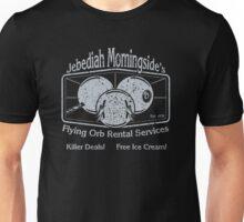 Jebediah Murningside's Flying Orbs Unisex T-Shirt