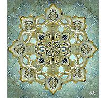 Religious Mystic Cross Photographic Print