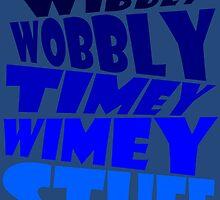 Wibbly wobbly timey wimey stuff by lizzie081194