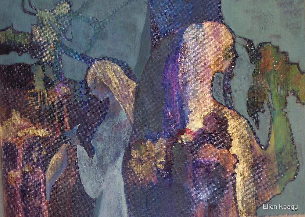 ladies of the night by Ellen Keagy