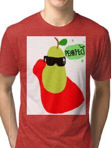 #Pearfect Tri-blend T-Shirt