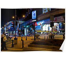 Busy City - Kuala Lumpur Poster