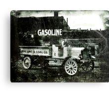 Gasoline Canvas Print