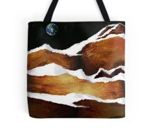 """""""Moon Over Planet X"""" Tote Bag"""