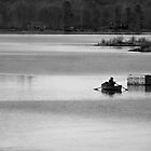 Fishing the St. Lawrence River  by Joseph T. Meirose IV