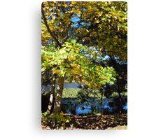 Autumn Jubilee Canvas Print