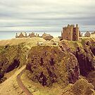 Dunnottar Castle by Tim Haynes