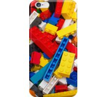 Heap of LEGO Blocks / Bricks iPhone Case/Skin