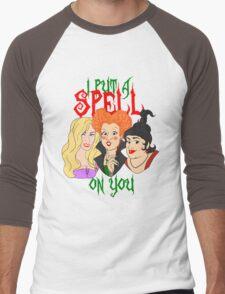 I Put a Spell On You Men's Baseball ¾ T-Shirt