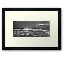 Wet Maroubra Framed Print