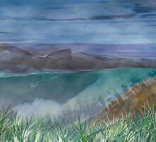 River Mountain Haze by Shane Highfill