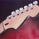 Fender Headstock by Shane Highfill