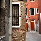 A Small Corner of Venice by Tiffany Dryburgh