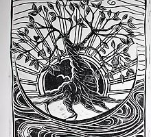 Tree of Life by GildedGoldfish