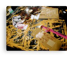 Paint it Loud and Clear  Canvas Print