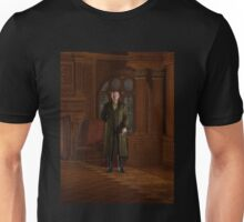 Regency Gentleman in his Study Unisex T-Shirt