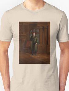 Regency Gentleman in his Study Unisex T-Shirt
