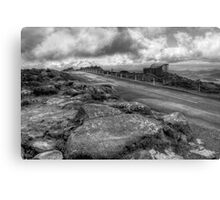 The Top of Tassie Canvas Print