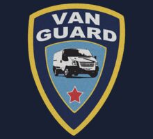 Van Guard by TopMarxTees