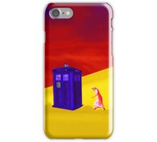 Searching for the Lost Companion iPhone Case/Skin