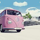 VW Samba by adriangeronimo