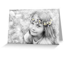 The Daisy Chain Greeting Card