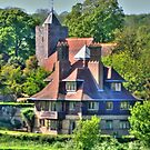 Luddesdown Church and Court Lodge by brianfuller75