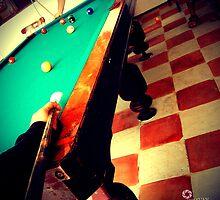Billiards by iamYUAN