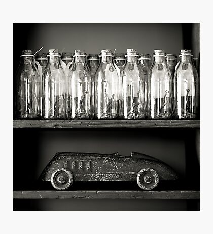 shelf life Photographic Print