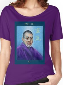 Reiki - Mikao Usui Women's Relaxed Fit T-Shirt