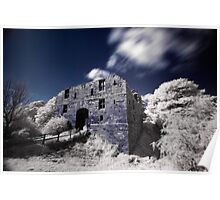 Whorlton Castle (IR) Poster