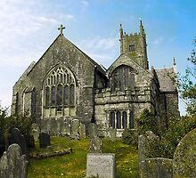 St Peters Church, Ugborough by moor2sea