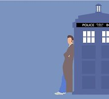 Doctor Who 10th Doctor by roadtorecovery