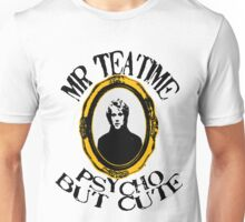 Mr Teatime Portrait Unisex T-Shirt