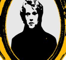 Mr Teatime Portrait Sticker
