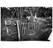 Ackerman Grave Poster