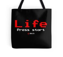 Life The Game  Tote Bag