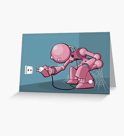 Energy! Greeting Card