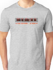 Back to the Future 2 - The Future is Now - Time Circuits 2015 Unisex T-Shirt