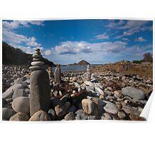 Mimosa Rocks, Sapphire Coast, NSW. Poster