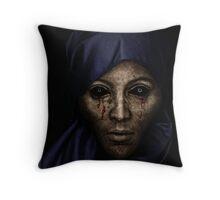 Soul Seeker Throw Pillow