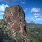 Crater Bluff, Warrumbungle National Park, NSW, Australia  (HDR) by Adrian Paul