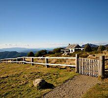 Craigs Hut by Karina  Cooper